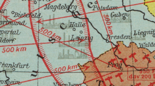 Maps air raid 1936 detail