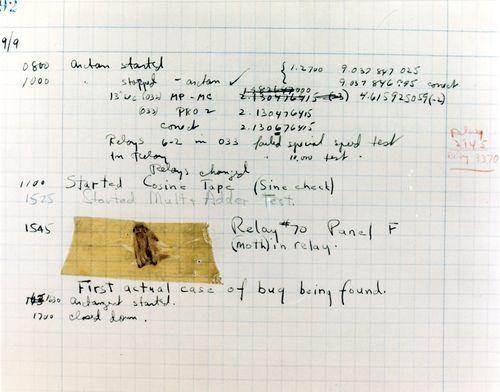 Grace Hopper Bug