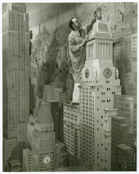 NYC city of light 1939