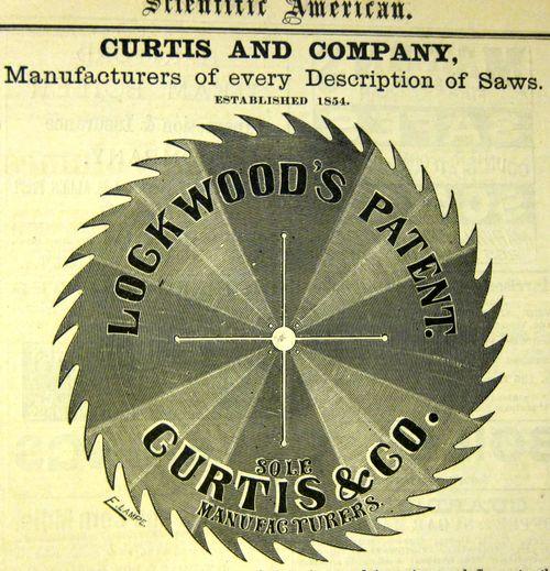 Saw Sci American 1877