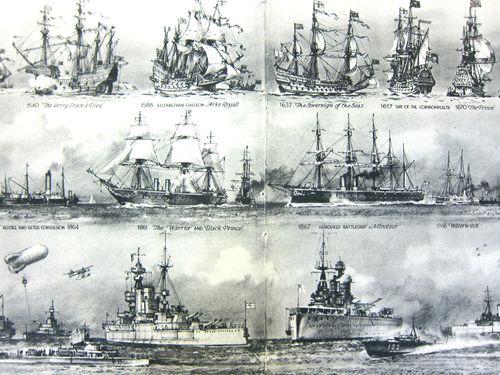 ILN long chart HMS