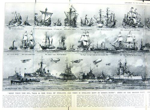 ILN HMS History left panel
