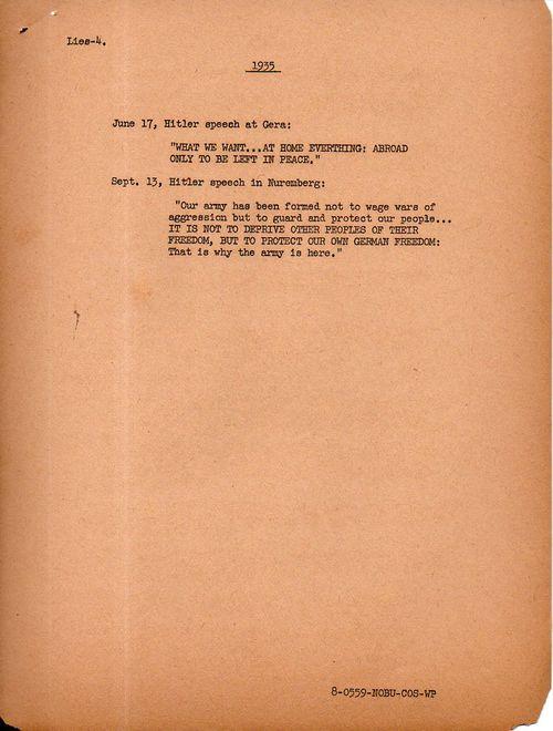 Hitler's lies 4156