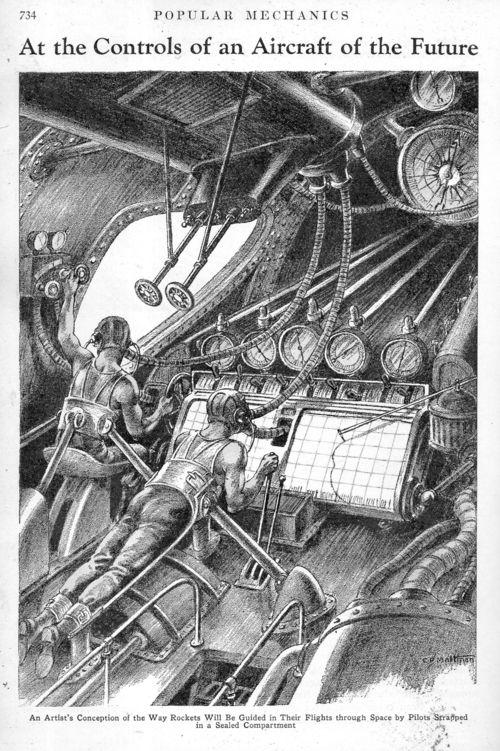 Rocket ship 1932269