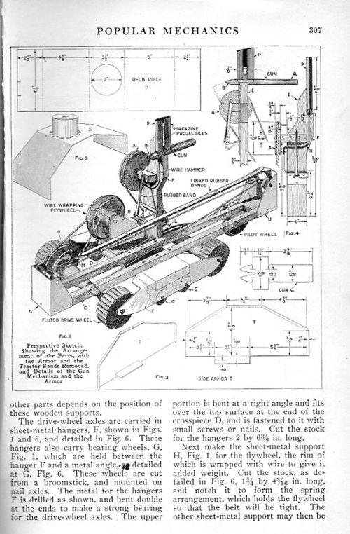 Tank model 1917448