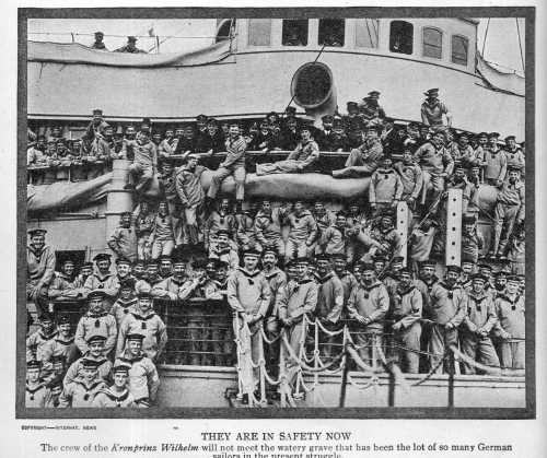 Wwi sailors german rescued453