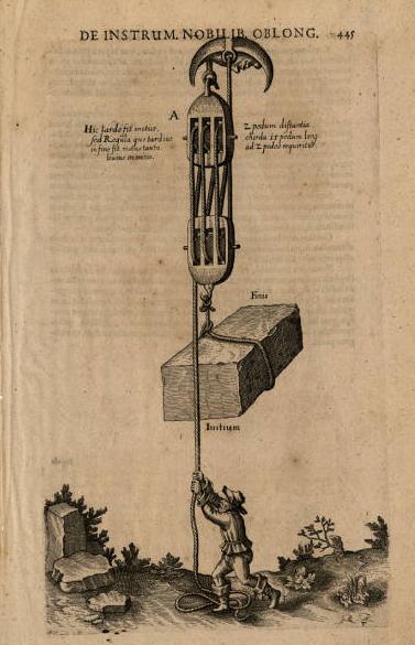 Fludd pulley