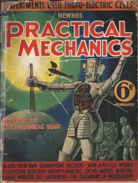 Alpha robot practical mechanics