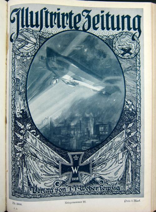 Bombing 1914