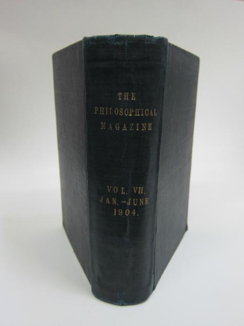 Phil Mag 1904