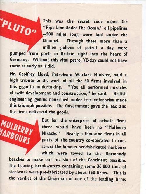 British political pamphlets fido706