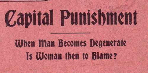 Capital punishment woman _2_773