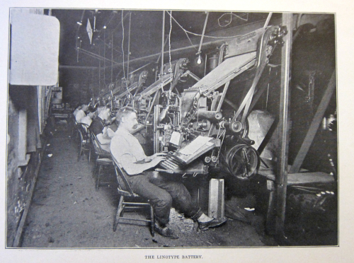 Daily People Linotype