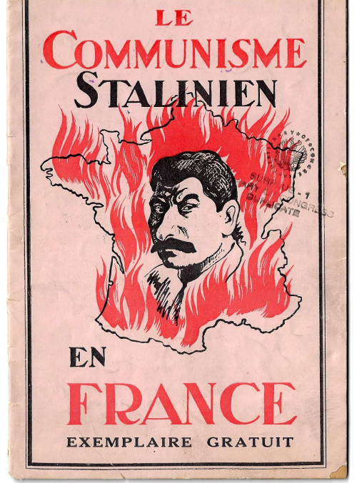Stalin in France