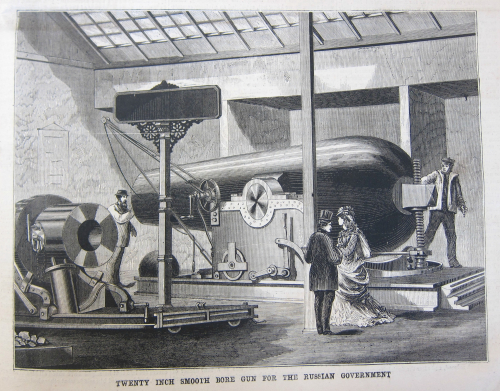 Sci Am 1872 Big Cannon