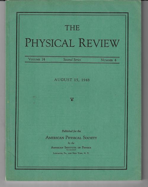 Phys Rev 1948 Gamow_0001