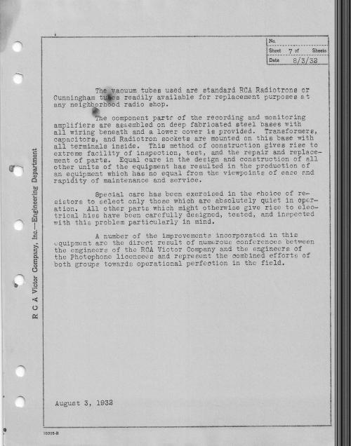 RCA Photophone Recording Sysytem 1932 _1__0006