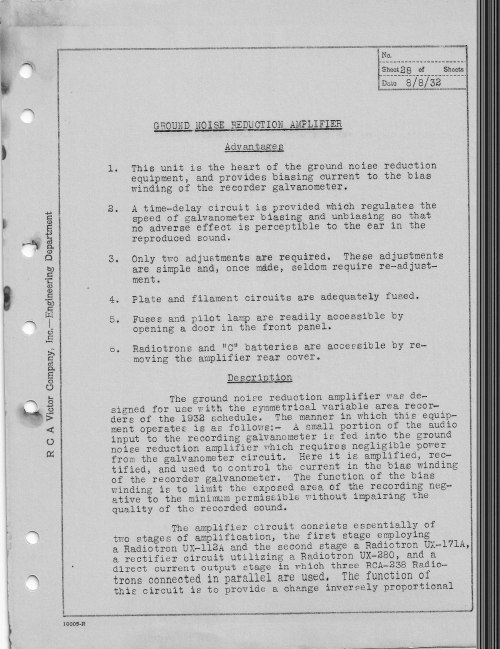 RCA Photophone Recording Sysytem 1932 _3__0001_0005