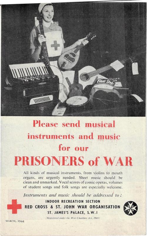 Prison camp orchestra _3_