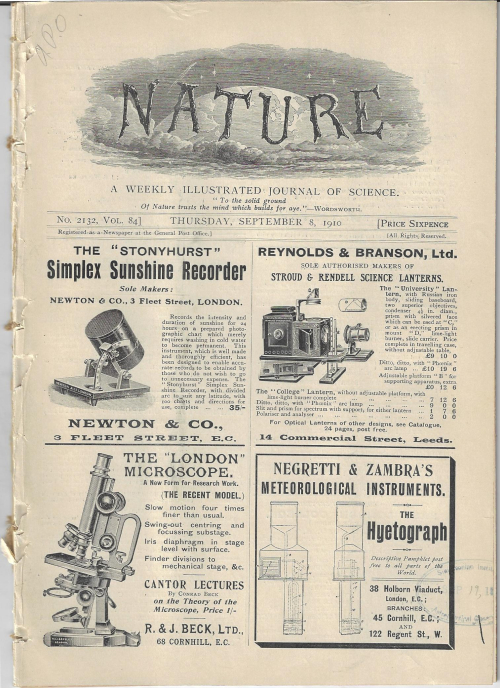 Soddy uranium 1910