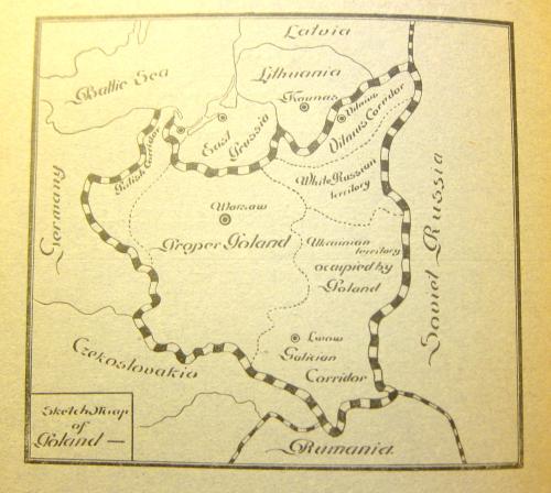 Maps Poland Vilnius