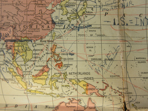 Maps Outsider 1945 East Asia