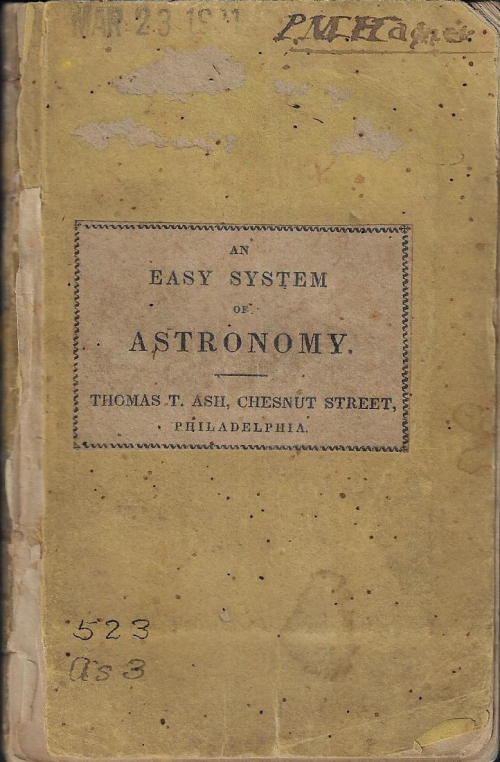 Astronomy easy system cover