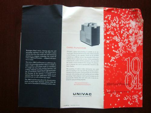 UNIVAC 1004