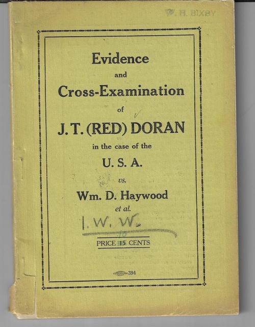 Books Red Doran