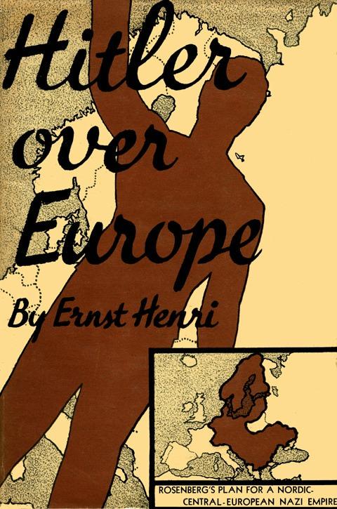 Books cover Hitler over Europe