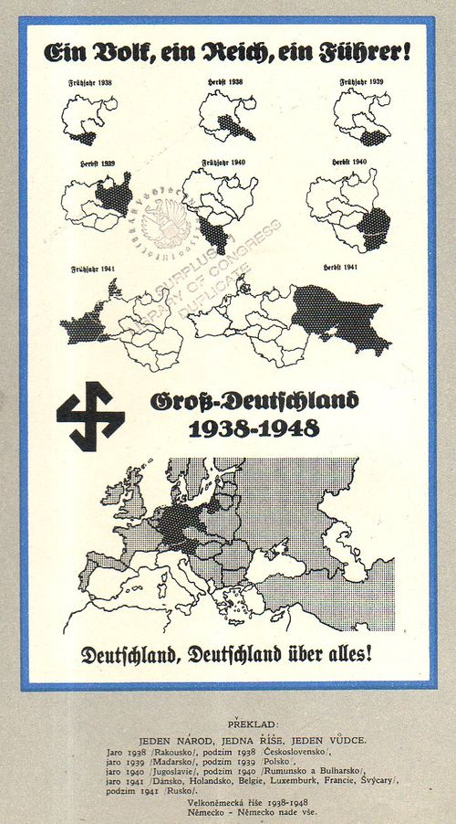 Maps Germany 1938-1948175