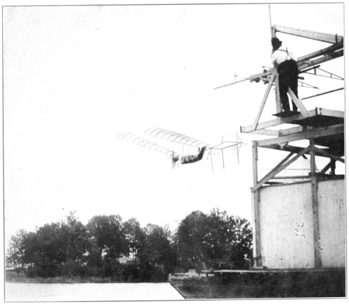 Langley flight