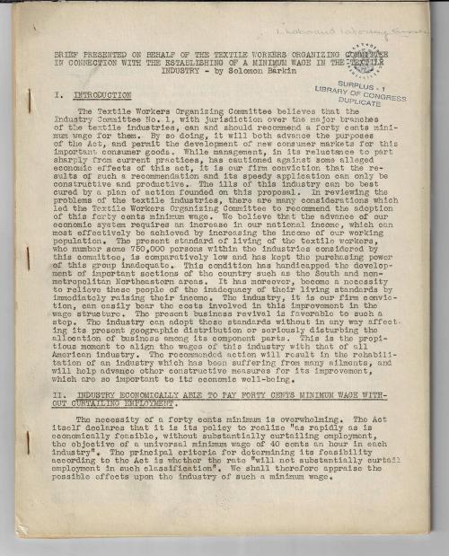 BArkin document