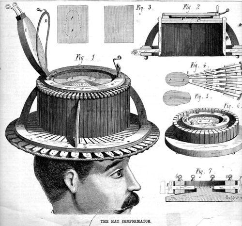 Hat conformator301