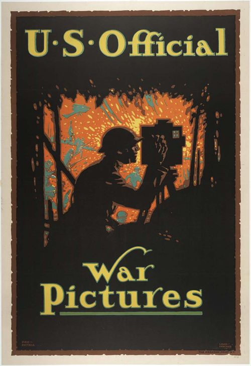 WWI Photos Posters
