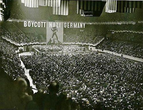 Anti-Nazi rally