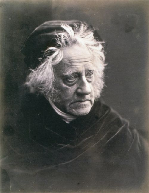 Herschel, John portrait