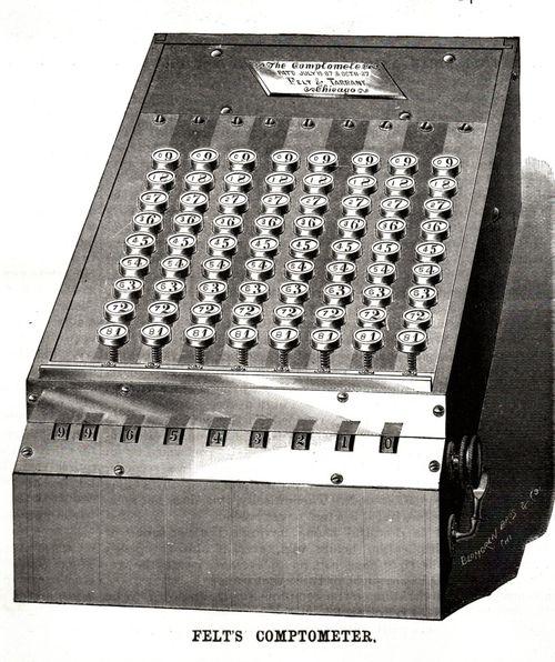 Comptometer b230