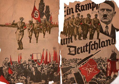 Nazi map communiast763