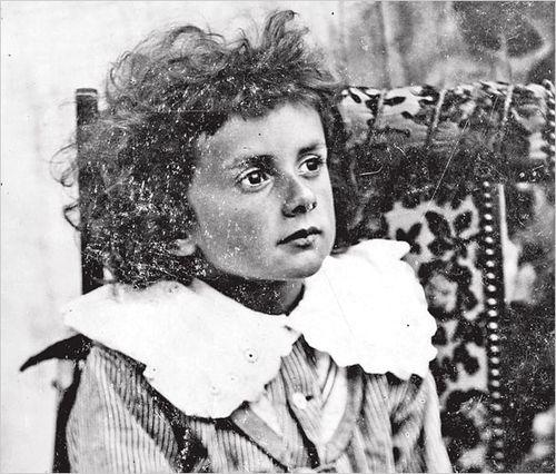 Dirac in 1907