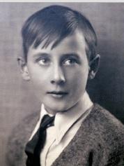 Scientist childhood pics dyson