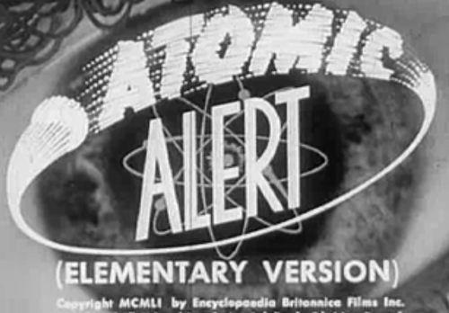 Atomic alert 1951