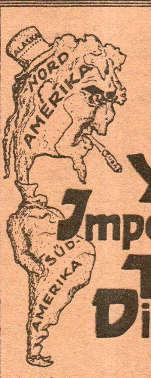 WWI anti-US propaganda955