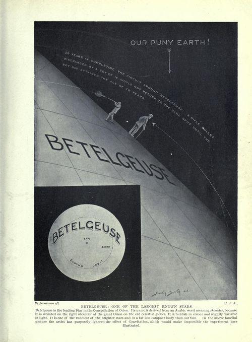 Astronomy  Betelgeuse