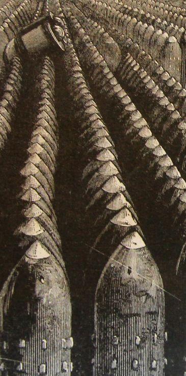 Woolich shells detail