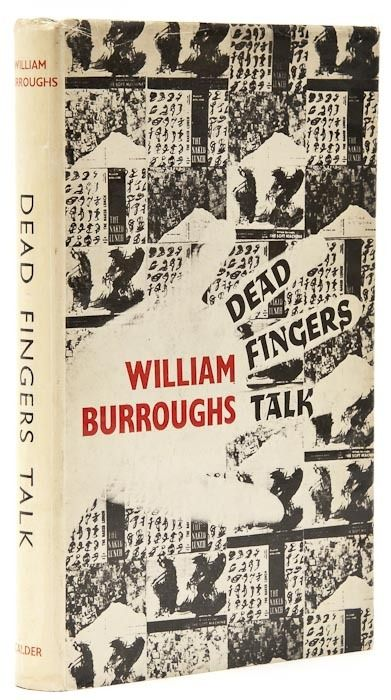 Books hands burroughs