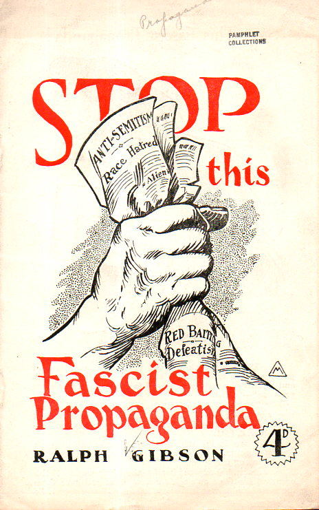 Books hands fascist prop293