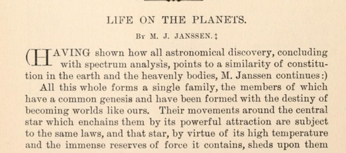 Janssen life other worlds _a_