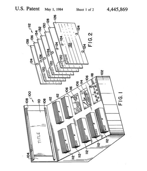 Story machine patent _a_
