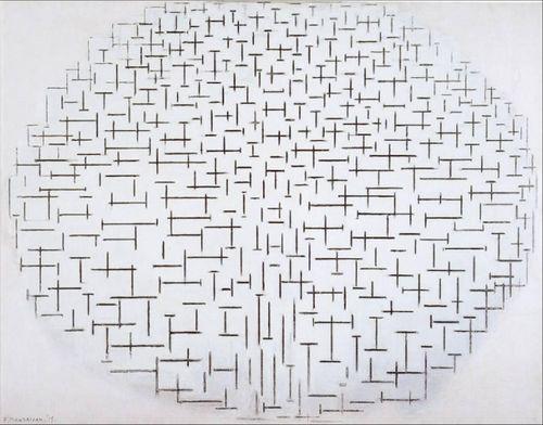 Mondrian trenches